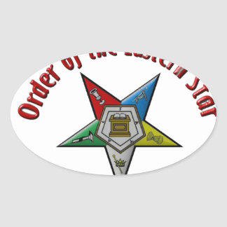 oes oval sticker