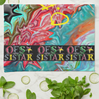OES Sistar Kitchen Towel