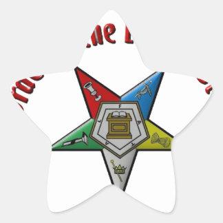 oes star sticker
