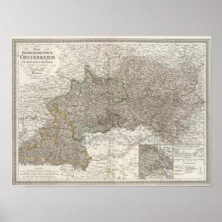 Oesterreich - Vienna Region Poster