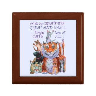 Of All the Creatures Great and Small Gift Box