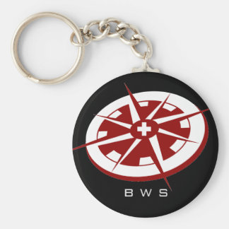 Of BW key supporter Keychain