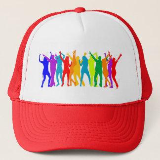 Of celebration trucker hat