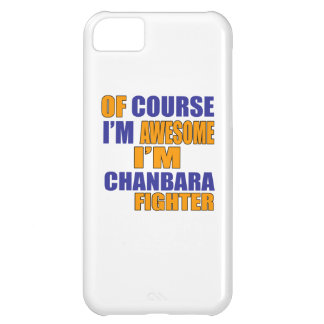 Of Course I Am Chanbara Fighter Case For iPhone 5C