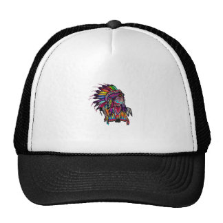 OF EARTH COLORS TRUCKER HAT