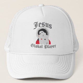 Of Jesus global players Trucker Hat