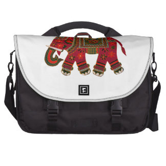 OF MUCH GREATNESS LAPTOP MESSENGER BAG