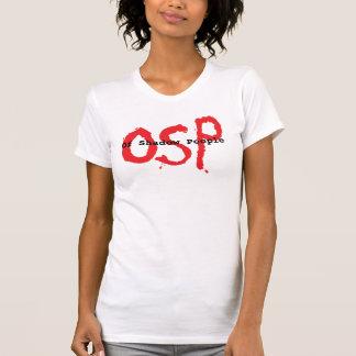 Of Shadow People OSP Ladies Camisole Tshirt