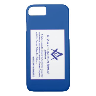 OF THE CIVIL MAGISTRATES iPhone 8/7 CASE