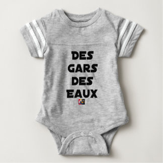 Of the Guy of Water - Word games - François City Baby Bodysuit
