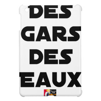 Of the Guy of Water - Word games - François City iPad Mini Cases