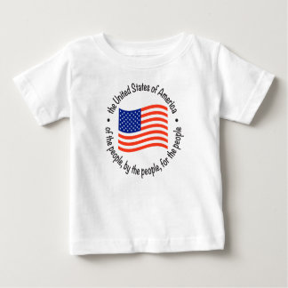 OF THE PEOPLE BABY T-SHIRT