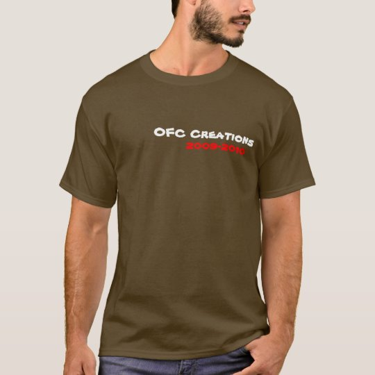 OFC Creations, 2009-2010 T-Shirt