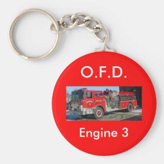 OFD Engine 3 Keychain