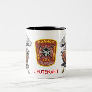 OFD Lieutenant Mug