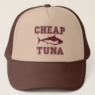 Off Beat Tuna Sport Fishing Trucker Hat