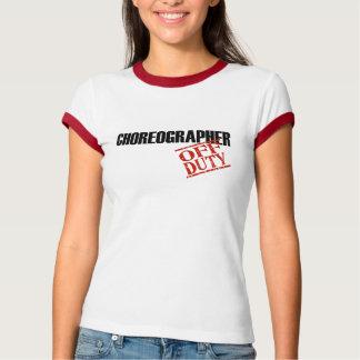 OFF DUTY CHOREOGRAPHER T-Shirt