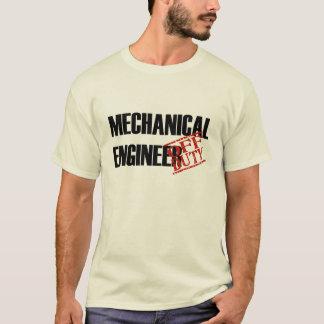 OFF DUTY MECH ENGINEER T-Shirt