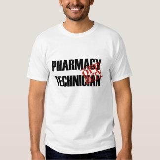 OFF DUTY Pharmacy Technician T-shirts