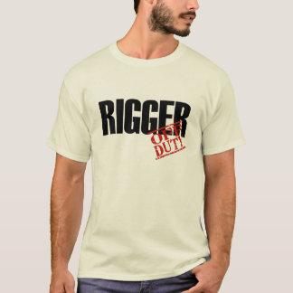 OFF DUTY RIGGER T-Shirt