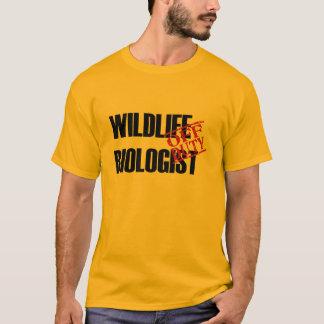 OFF DUTY WILDLIFE BIOLOGIST T-Shirt