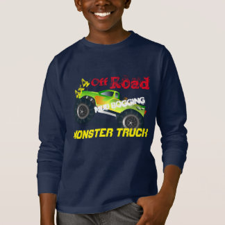 Off road cool Monster truck T-Shirt