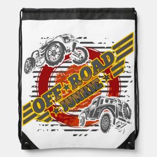 Off Road Junkie 4x4 Drawstring Bag