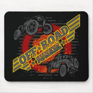 Off Road Junkie 4x4 Mouse Pad