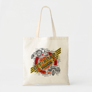 Off Road Junkie 4x4 Tote Bag