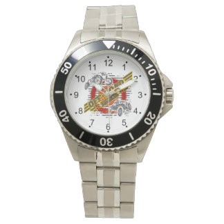 Off Road Junkie 4x4 Wristwatch