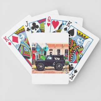 OFF ROAD WARRIOR BICYCLE PLAYING CARDS