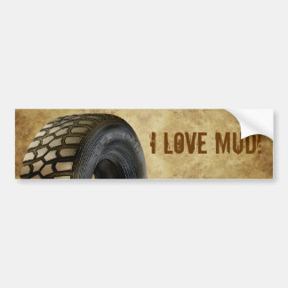 Off Roaders Customizable Bumper Sticker