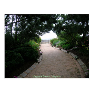 Off the beaten path postcard