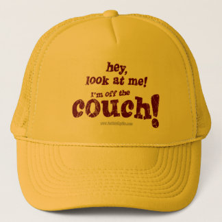 Off The Couch... Trucker Hat