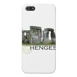 Off the Henges Cover For iPhone 5/5S