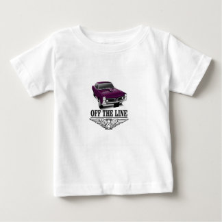 off the line hot car baby T-Shirt