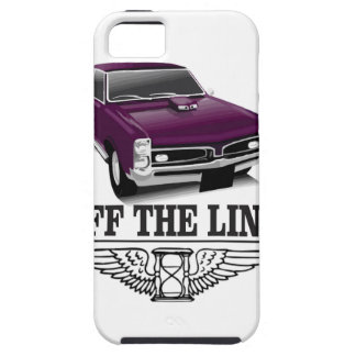 off the line hot car iPhone 5 case