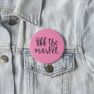 Off the Market 3 Inch Round Button