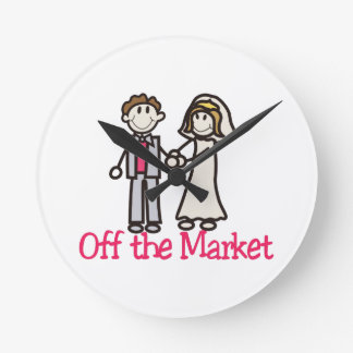 Off the Market Clocks