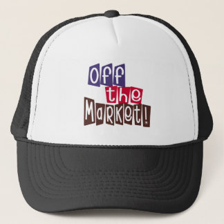 Off the Market Trucker Hat