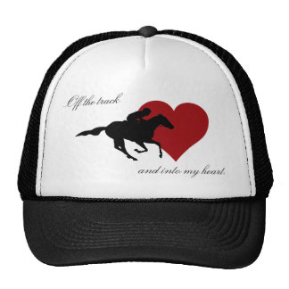 Off the Track Trucker Hat