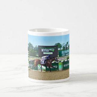 Off the Tracks Coffee Mug