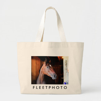 Off the Tracks Large Tote Bag
