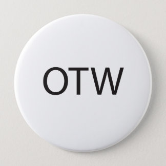 Off The Wall -or- Otherwise.ai 4 Inch Round Button