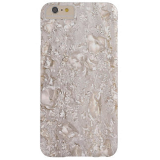 Off White Fine Lace Texture iPhone Case