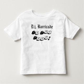 Offical D.j. Barricade Child Tee