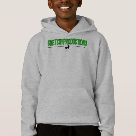 offical sketchy hooded