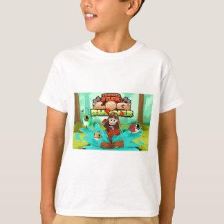 Offical Thunder Jack's Log Runner T Tee Shirt