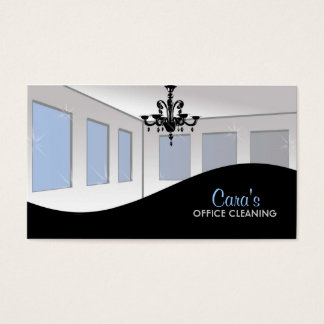 Office Cleaning Business cards