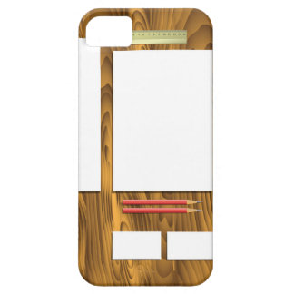 Office Desk iPhone 5 Cover